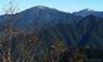 秋の仙丈ケ岳と甲斐駒ヶ岳のサムネイル