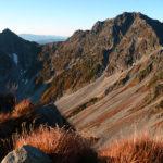 Mt. Oku-hotaka.