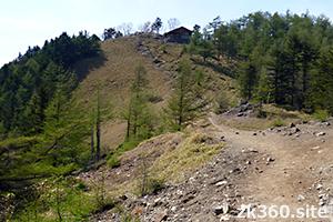 Mt. Kumotori from Ishione