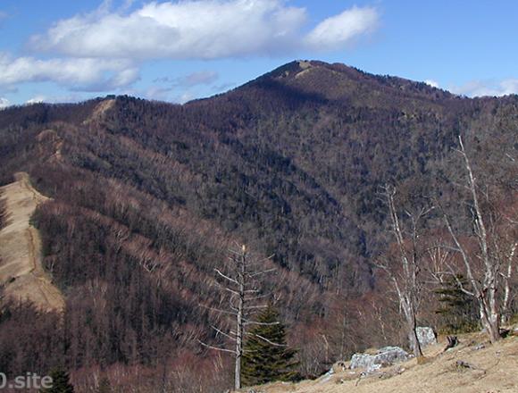 Mt. kumotori 2
